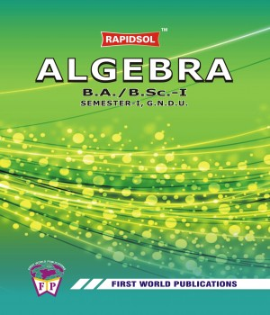 ALGEBRA (G.N.D.U.)-R