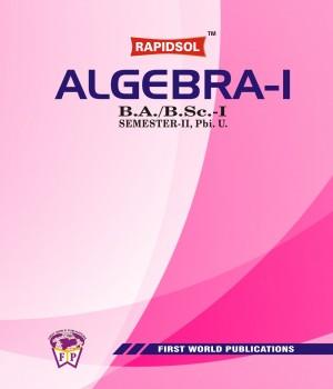 ALGEBRA I (Pbi. U.)-R
