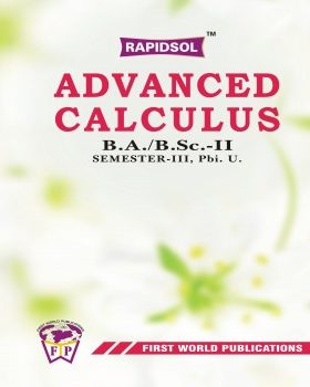 Advanced Calculus (Pbi U)