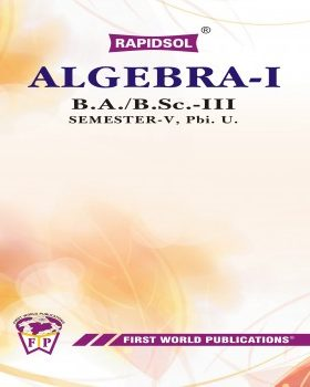 Algebra I (Pbi U)