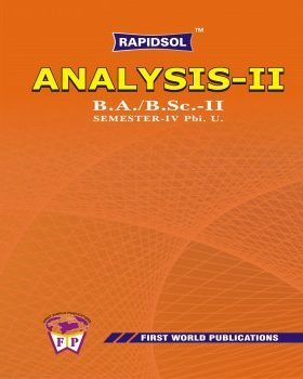 Analysis II (Pbi U)-R