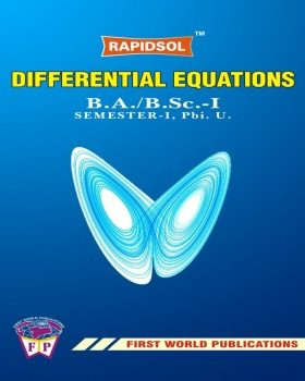 DIFFERENTIAL EQUATIONS (Pbi. U.)-R