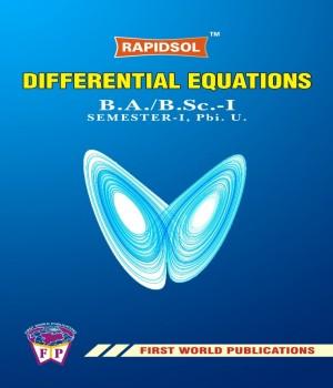 DIFFERENTIAL EQUATIONS (Pbi. U.)-R
