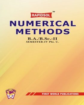 Numerical Methods (Pbi U)-R