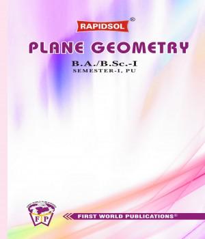 PLANE GEOMETRY (P.U.)-R