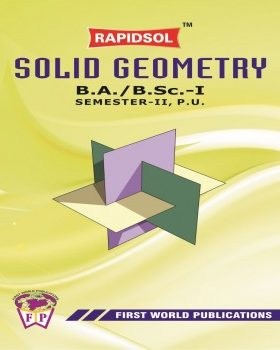 SOLID GEOMETRY (P.U.)-R
