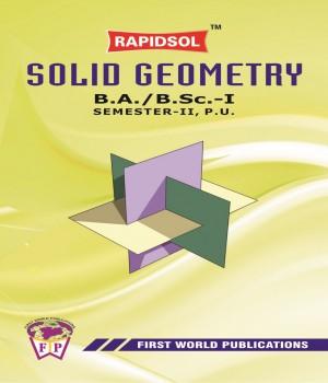 SOLID GEOMETRY (P.U.)-R
