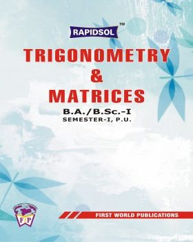TRIGONOMETRY & MATRICES (P.U.)-R